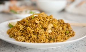 Magic Wok: $15 for $25 Worth of Food at Magic Wok