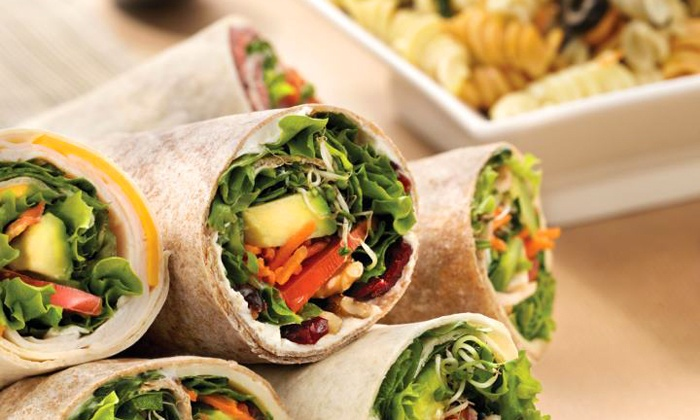 Roly Poly - Northeast Pensacola: $19 for a Sandwich Party Platter at Roly Poly ($36.95 Value)