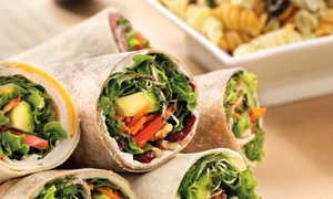 $19 For A Sandwich Party Platter At Roly Poly ($36.95 Value)