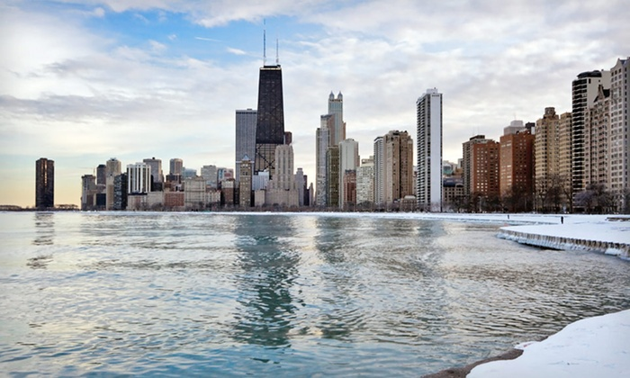 Crowne plaza chicago magnificent mile in chicago il for Groupon chicago hotels