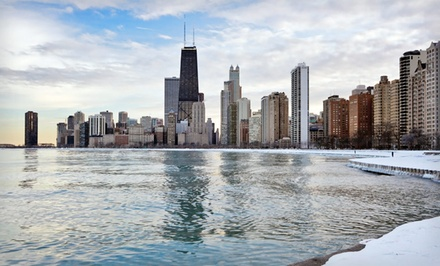 Groupon Deal: 1-Night Stay for Two in a King Executive Room or Double-Queen Leisure Room at Crowne Plaza Chicago Magnificent Mile