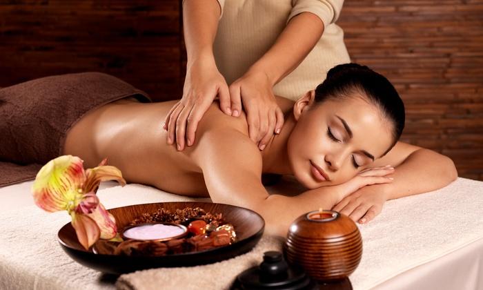 Enjoy Nail & Spa-A - Pomonok: 60-Minute Full-Body Massage from Enjoy Nail & Spa II (20% Off)