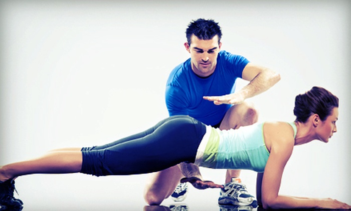 Suitable Wellness - Lansing: Four or Eight Onsite Personal-Training Sessions at Suitable Wellness (Up to 68% Off)