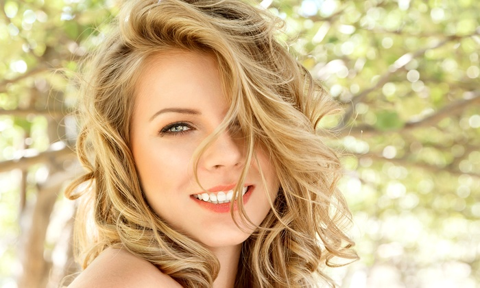 Courtny's Hair Designs - West Carmel Center: Haircut and Conditioning Treatment with Optional Color or Highlights at Courtny's Hair Design (Up to 71% Off)