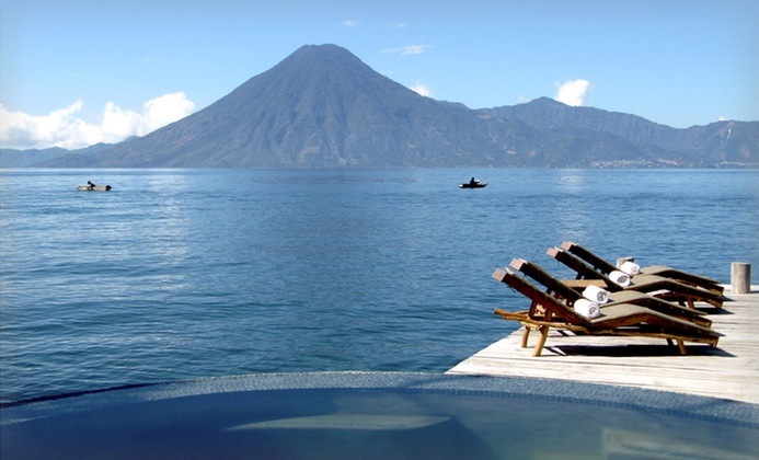 4-Star Eco-Resort in Guatemala with Wine