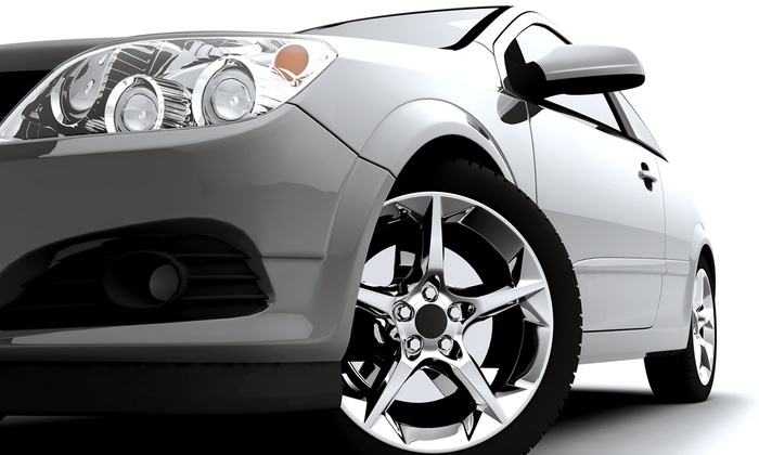 Double Take Auto Detailing - Banksville: Professional Auto-Detailing Silver Package with Optional Rain-X Treatment at Double Take Auto Detailing (50% Off)