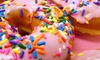 Donut Worry - Lawrenceville: $17.50 for Five $5 Vouchers Toward Desserts at Donut Worry ($25 Total Value)