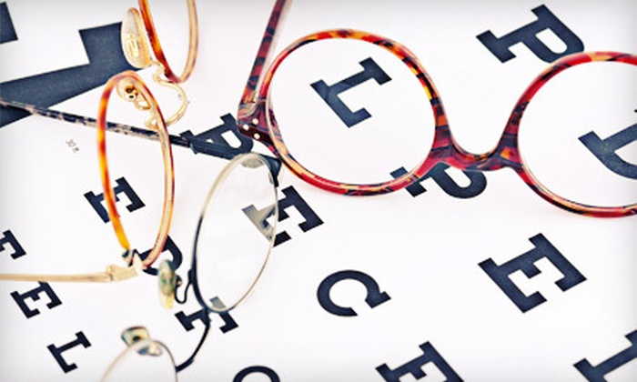Dr. Selby Optometry - Northeastern San Diego,Miramar,Mira Mesa: $49 for an Eye Exam and $100 Toward Prescription Eyewear at Dr. Selby Optometry ($155 Value)