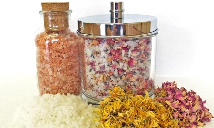 Craft Artisanal Spa Products from Natural Ingredients - Merrifield: Learn how to make custom sugar scrubs and mineral soaks using organic herbs and spices