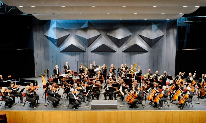 Haifa Symphony Orchestra of Israel - State Theatre: Haifa Symphony of Israel at State Theatre on February 16 at 3 p.m. (Up to 60% Off)