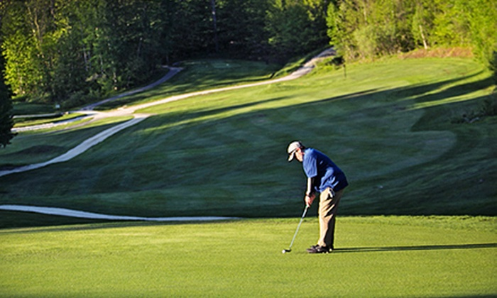 Killington Golf Course - Pico Mountain: 18-Hole Round of Golf for Two or Four Including Cart Rental at Killington Golf Course (Up to 53% Off)
