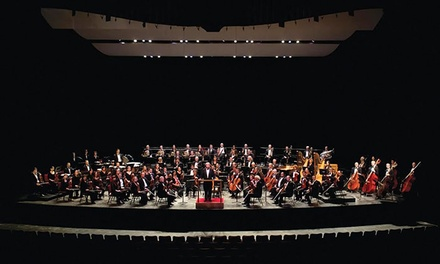 Ottawa Symphony Orchestra's Winter Dance at National Arts Centre on Monday, January 19 (Up to 51% Off)