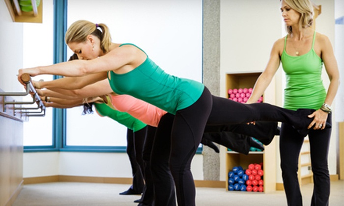 The Dailey Method - Santa Rosa: Three or Five Group Fitness Classes at The Dailey Method (Up to 54% Off)