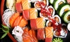 Suishin Restaurant - Arden Hills - Shoreview: Japanese Cuisine for Two or Four at Suishin Restaurant (Up to 48% Off)