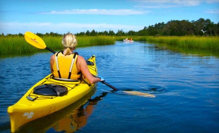 One-Hour Kayak Tour for One (a $50 value) - JK Kayak in