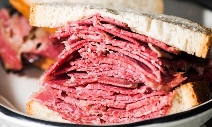 Sam's Kosher Style Restaurant & Deli - Orangevale: $14 for $25 Worth of Deli Food at Sam's Kosher Style Restaurant & Deli (44% Off)