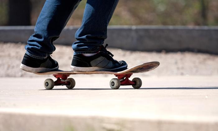 Ramps And Rails Mobile Skate Park - Phoenix: $150 for $300 Worth of Skateboarding — Ramps and Rails Mobile Skate Park