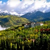 Stay at The Peaks Resort in Telluride, CO