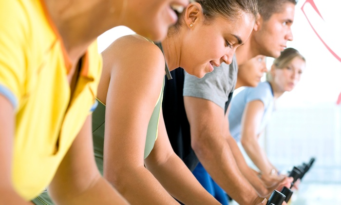 Legacy Indoor Cycling Studios - East Danforth: 5 or 10 Cycling Classes at Legacy Indoor Cycling Studio (Up to 78% Off)