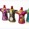Chinese Dress Wine Bottle Cover
