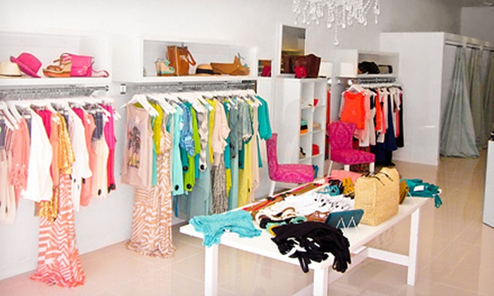 Henri Girl Boutique - Hermosa Beach: Women's Apparel and Accessories at Henri Girl Boutique (Half Off). Two Options Available.