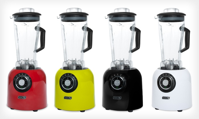 Dash Digital Chef Series Blender: $239 for a Dash Digital Chef Series Blender in Black, Lime Green, Red, or White ($549.99 List Price). Free Shipping.