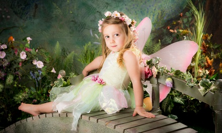 Fairies and Elves Photoshoot