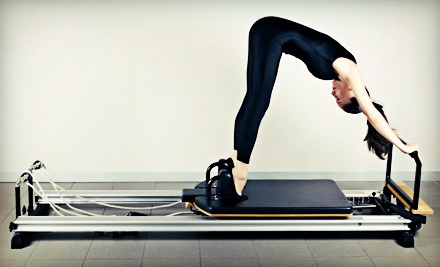 Pilates Barre, Yoga, or TRX Classes or Pilates Reformer Classes at NBD Training Zone for Women (Up to 76% Off)
