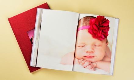 1 o 2 foto-libros premium en formato A4 de hasta de 140 páginas desde 14,99 € con Colorland