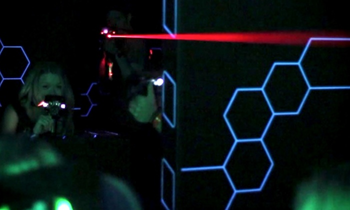 Laser Planet Watford - Watford: Laser Planet Watford: Two Laser Tag Games For Two, Four or Six from £12 (Up to 60% Off)