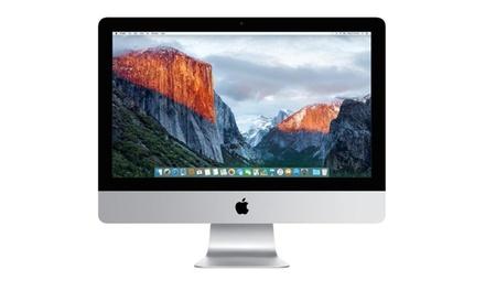 Apple iMac 21.5'' reconditionné, Intel Quad Core i5, 500 Go HDD, livraison offerte