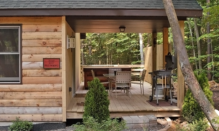 Mountain Creek Cabins In Bruceton Mills Wv Groupon
