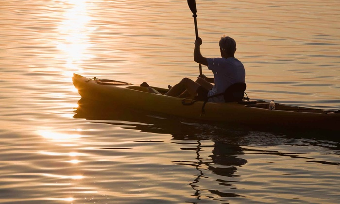 Kayak Charters - Caloosahatchee: Kayak Tour, Fly-Fishing Lesson, or Survival-Training Lesson for One or Two from Kayak Charters (Up to 54% Off)