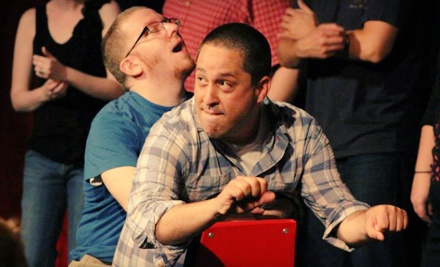 $12 to See an Anti-Cooperation League Improv Show for Two at Sacramento Comedy Spot on Saturday at 9 p.m. ($24 Value)