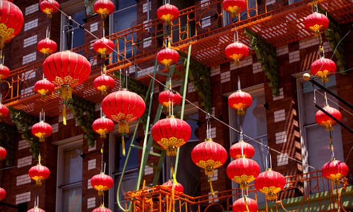 Oldest Chinatown Walking Tours - Downtown: $19 for Chinese New Year Walking Tour for Two from Oldest Chinatown Talking Tours ($38 Value). Four Options Available.