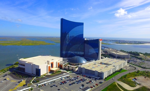 4 Star Atlantic City Hotel With Dining Credit