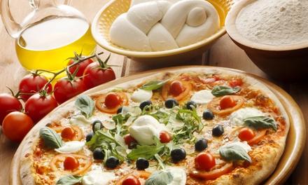 Pizze e birre da 13,90 Euro a 13,90€euro