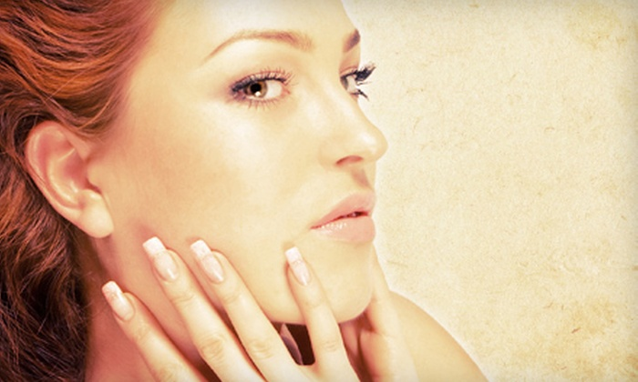 Valley Nails and Facial Spa - McHenry: $69 for a Two-Layer Chemical Jessner Peel at Valley Nails and Facial Spa ($150 Value)