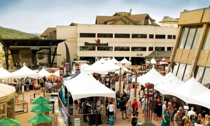 Steamboat Wine Festival from Team Player Productions - Steamboat Springs: $75 for Admission to Steamboat Wine Festival with Two Events ($125 Value)