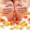 Up to 59% Off Pedicures with Optional Brow Wax