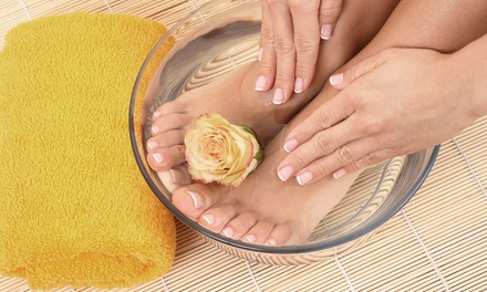One or Two Spa Mani-Pedis at Spa Parfairé (Up to 53% Off)