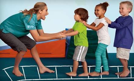 Four Kids' Classes (an $82 value) - The Little Gym in Round Rock