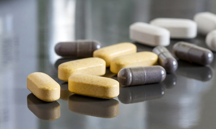 Vina Caro - Lone Bluff: $28 for $50 Worth of Nutritional Supplements — Vina Caro