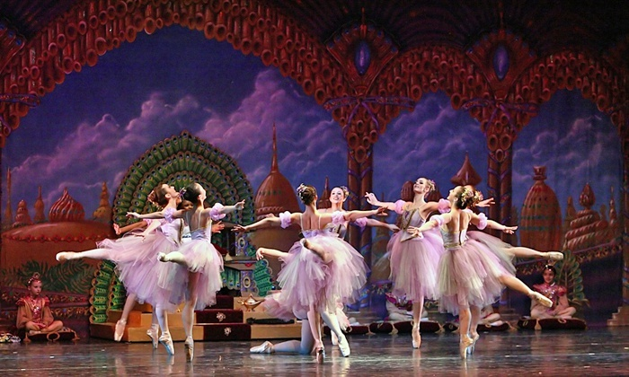 """The Nutcracker"" - The Voorhees Schools Theatre: Ballet NJ's ""The Nutcracker"" at Voorhees Township Middle School Theater on November 30–December 7 (Up to 50% Off)"
