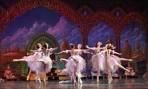 """The Nutcracker"": Ballet NJ's ""The Nutcracker"" on November 29 at 2:30 p.m., December 4 at 7:30 p.m., or December 6 at 2:30 p.m."