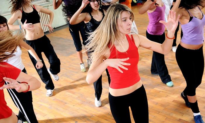 Karina's School of Dance - Great Uptown: 10 or 20 Drop-In Zumba Classes at Karina's School of Dance (Up to 52% Off)
