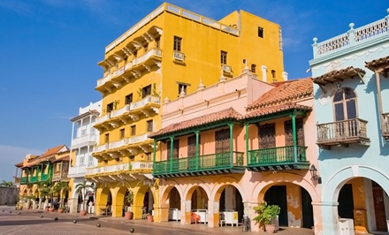 Groupon Deal: 8-Day Tour of Colombia with Airfare, Accommodations, and Some Meals from Gate 1 Travel