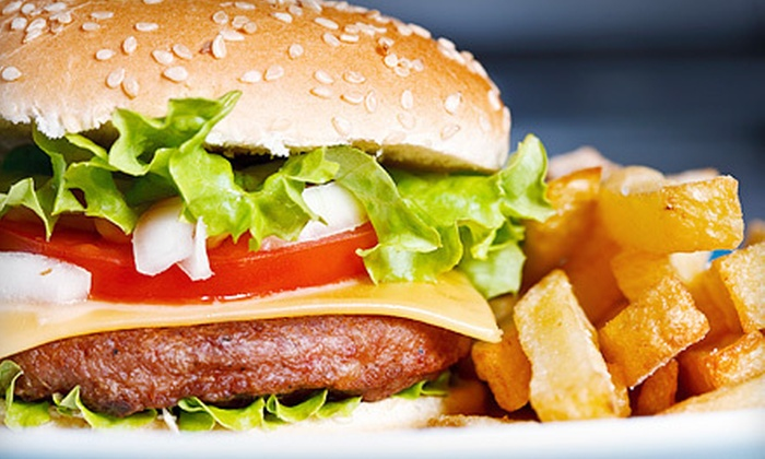 Blue Angus Cafe - Dracut: American Food at Blue Angus Cafe (Up to 58% Off). Four Options Available.