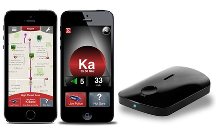 Cobra iRadar iRAD-100 for iPhone and iPod touch