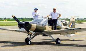 Planet'Pilote: Pilotage d'un avion et briefing sur simulateur de vol d'une durée de 20 min chacun à 139 € avec Planet'Pilote